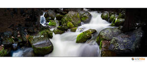 Yosemite Creek by Furiousxr