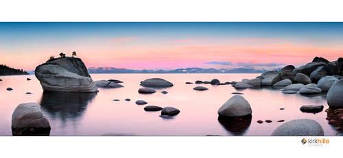 Lake Tahoe IV by Furiousxr