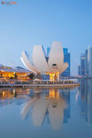 Singapore Science Museum by Furiousxr