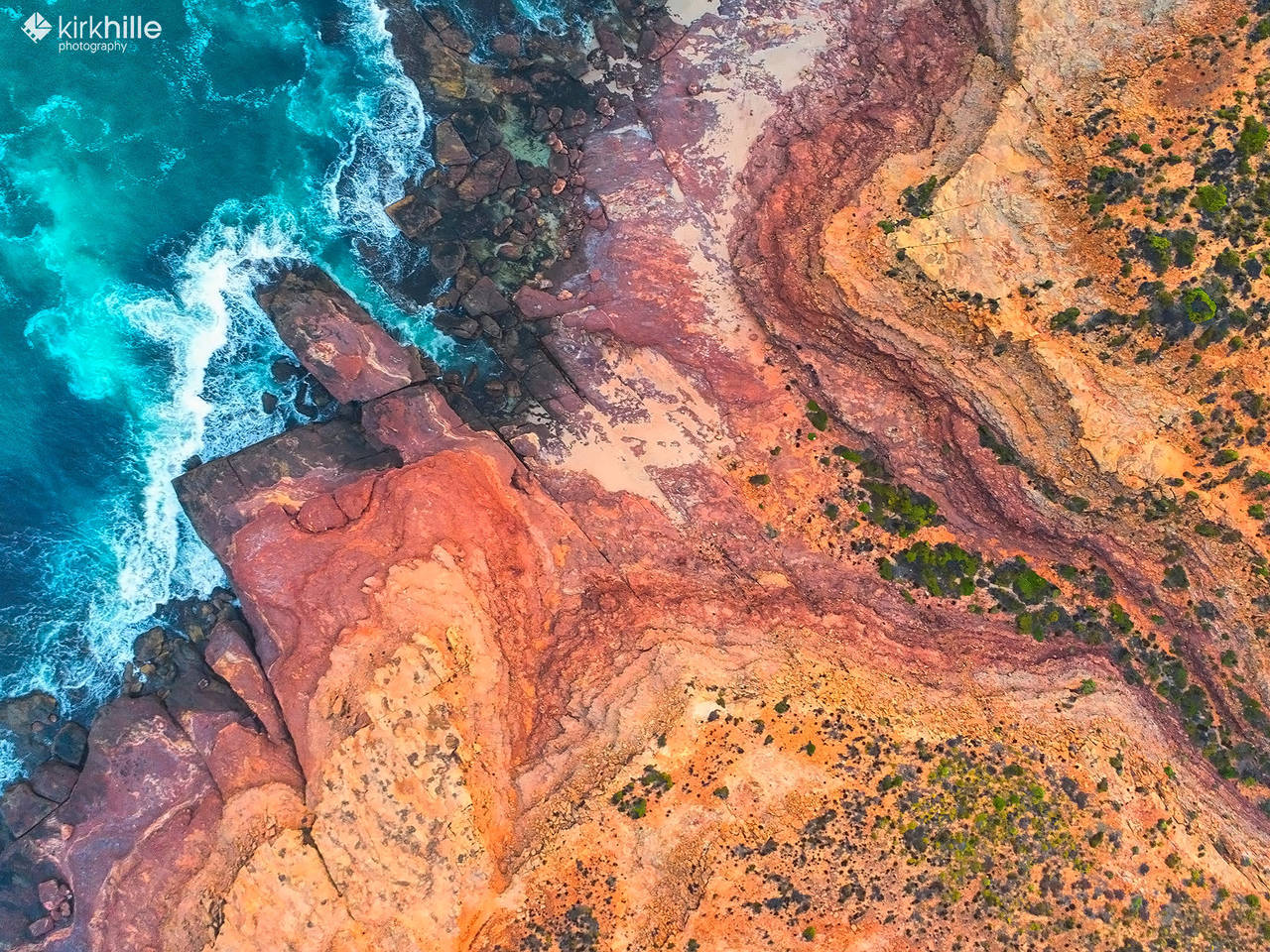 Red Bluff National Park - Kalbarri - Western Austr by Furiousxr