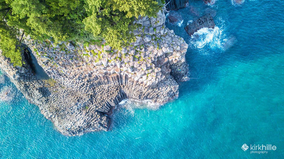 Jeju Island South Korea by Furiousxr