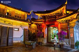 Lijiang - China by Furiousxr