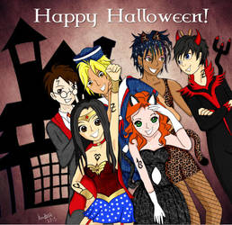 The Mortal Instruments: Halloween by KatieCakes7