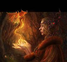 Dragonwitch by Fish-KA