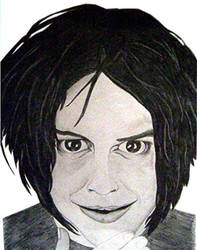 Jack White by Violentjelly by Traditional-Art