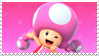 Toadette - Stamp by SnowTheWinterKitsune