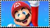 Mario - Stamp by SnowTheWinterKitsune