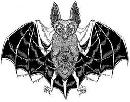 bat by yulia-hochulia