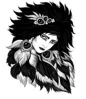 Siouxsie Sioux by yulia-hochulia