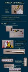 Wand Tutorial by Noriko-Sugawara