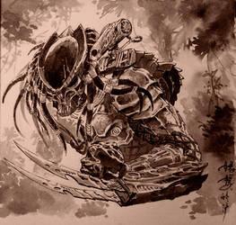 Predator  for fun by flyant5658