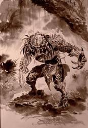 Predator too by flyant5658