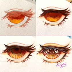 Eye Tutorial by randykute