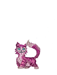 Cheshire Cat by BellaLyle