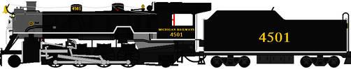 Seth The Southern Railways MS by 4501GreenMikado