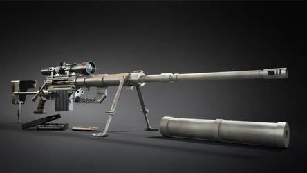 CheyTac M-200 by mightybuck