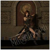 Kirei Warrior by MaiganLeigh