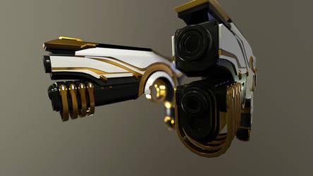 AK Lex Prime by Zbrush-Hero