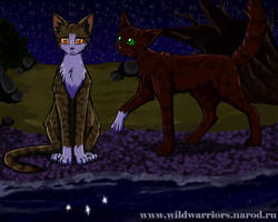 Warriors: Leafpool's Wish. Chapter 4 by Lunatic-Mo-on