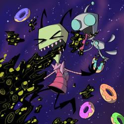 dark vomit by Lunatic-Mo-on