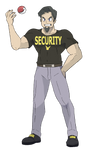 COMMISSION - PKMN Security Vaughn by DevilDman