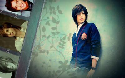 Kim hyun Joong by namo15