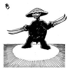 Ninja Turtle by peter-schaaff