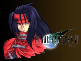 FFVII-Vince For Akemi sensei by lince