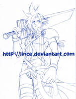 Cloud AC sketch by lince