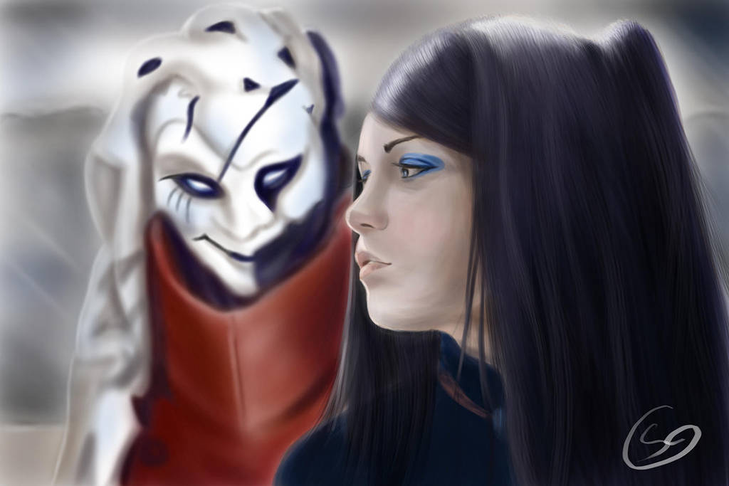 Ergo Proxy Re L And Vincent By T S