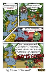 Comic LoLz Contest Entry by Psh07