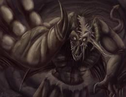 Demon by MeltingDragon