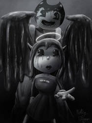 Alice Angel by MeltingDragon
