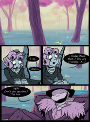 Stand In Chapter 4 Page 1 by MeltingDragon
