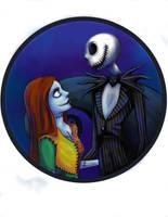 Jack And Sally by Pengarooah