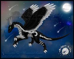 Moonlight flight by CrystalJoy-Creations