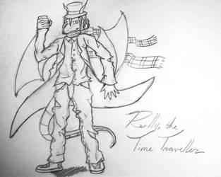 Reilly Tarkin by Arc-Thunder