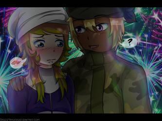 AT - Mayura and Rider by BasesMayura
