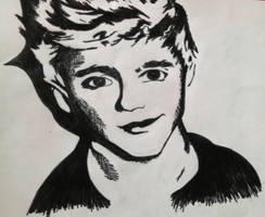 One Direction - Niall Horan by Katherine-The-Freak