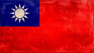 Grunge WP Taiwan  _ROC_ by RSFFM
