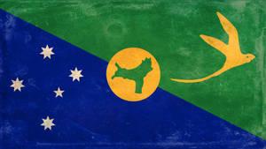 Grunge WP Christmas Island by RSFFM