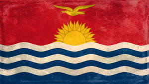 Grunge WP Kiribati by RSFFM