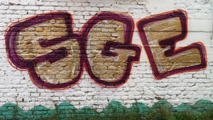 SGE Graffiti - Wallpaper by RSFFM