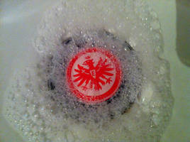 Eintracht Frankfurt - Waschbeckenstoepsel by RSFFM