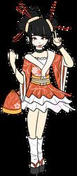 Kimono Gal by VintageOddity