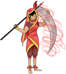1800 Indian Magical Girl by VintageOddity