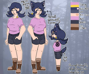 2019 Ouri Reference Sheet by VintageOddity