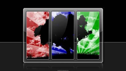 Spectrum II Wide by blackbelt777