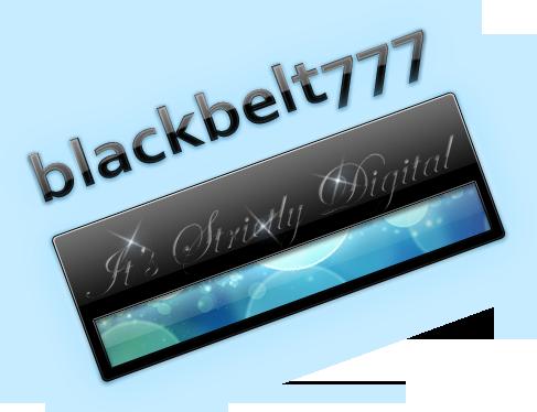 blackbelt777's Profile Picture