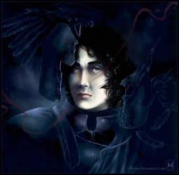 The Black Knight of Nilfgaard by ellaine